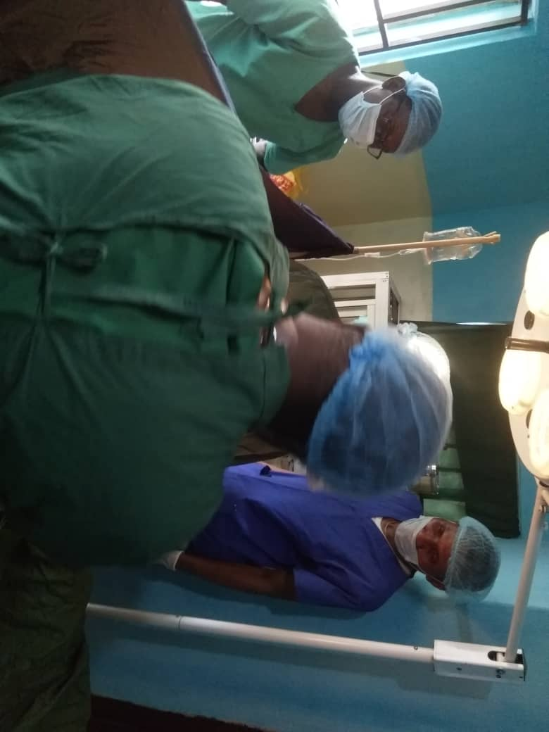 POLICE CLINIC AWKA PERFORMS FIRST SURGERY SUCCESSFULLY