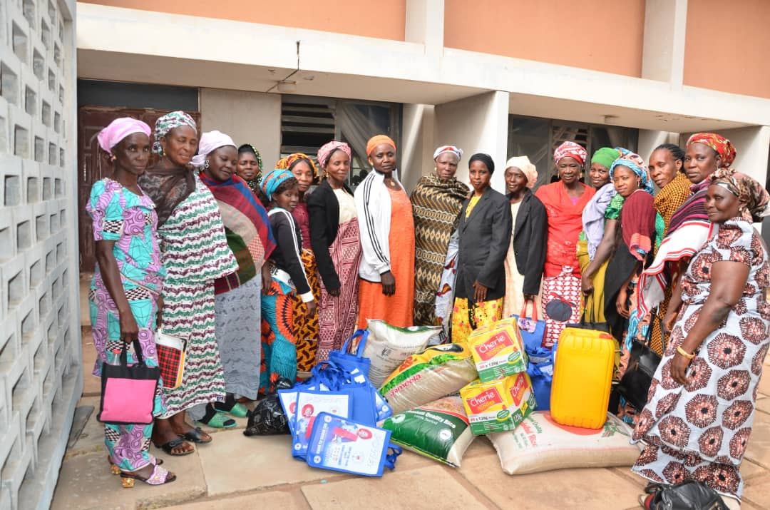 Igbo US based model partners Kaduna Police wives in empowerment project