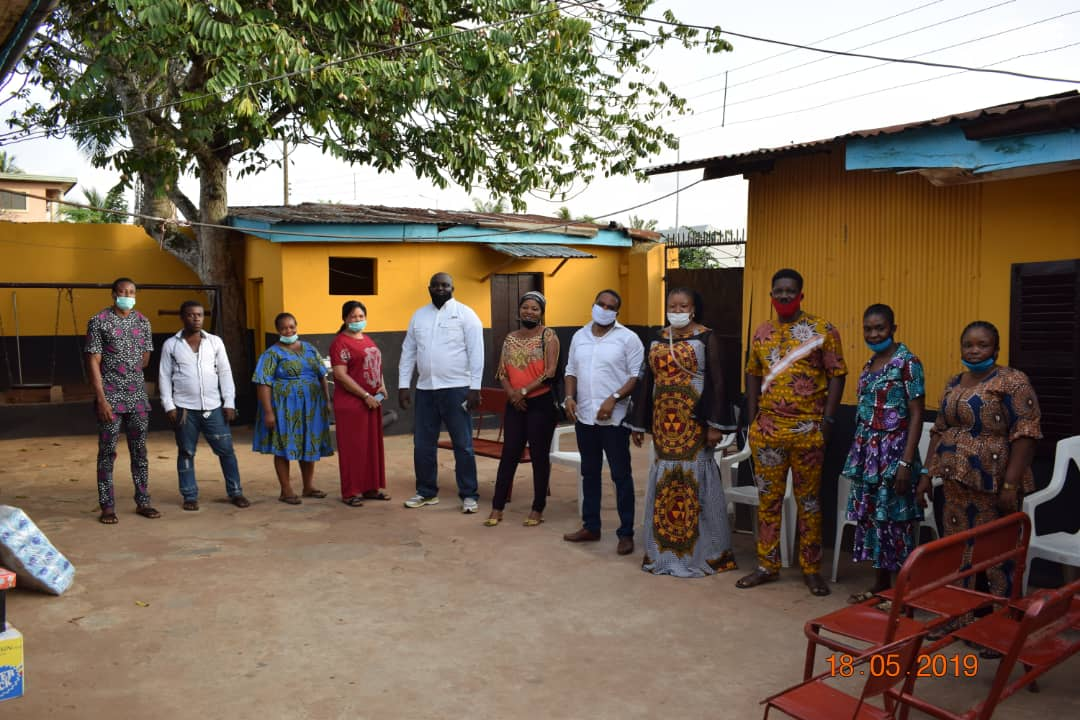 Covid 19: Group remembers Sickle Cell Patients, Orphans in Anambra