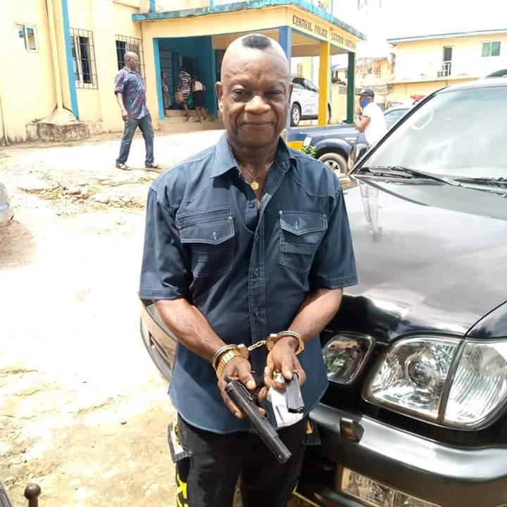 Nigerian Police, Arthur Eze have abducted our son – Abba cries