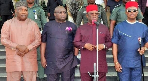 We are security committed – Southeast governors assure Igbo Union